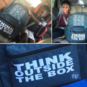 Back to School: Think outside the box